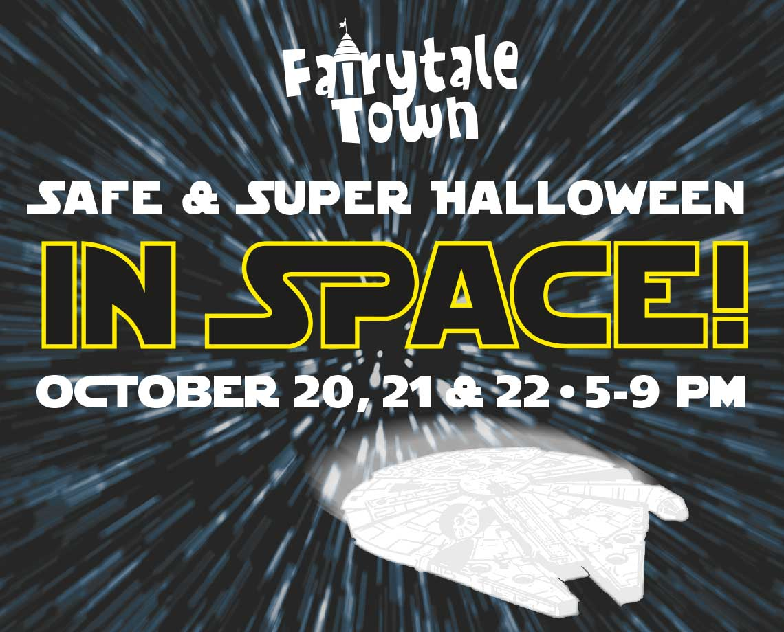 Fairytale Town In Space Logo