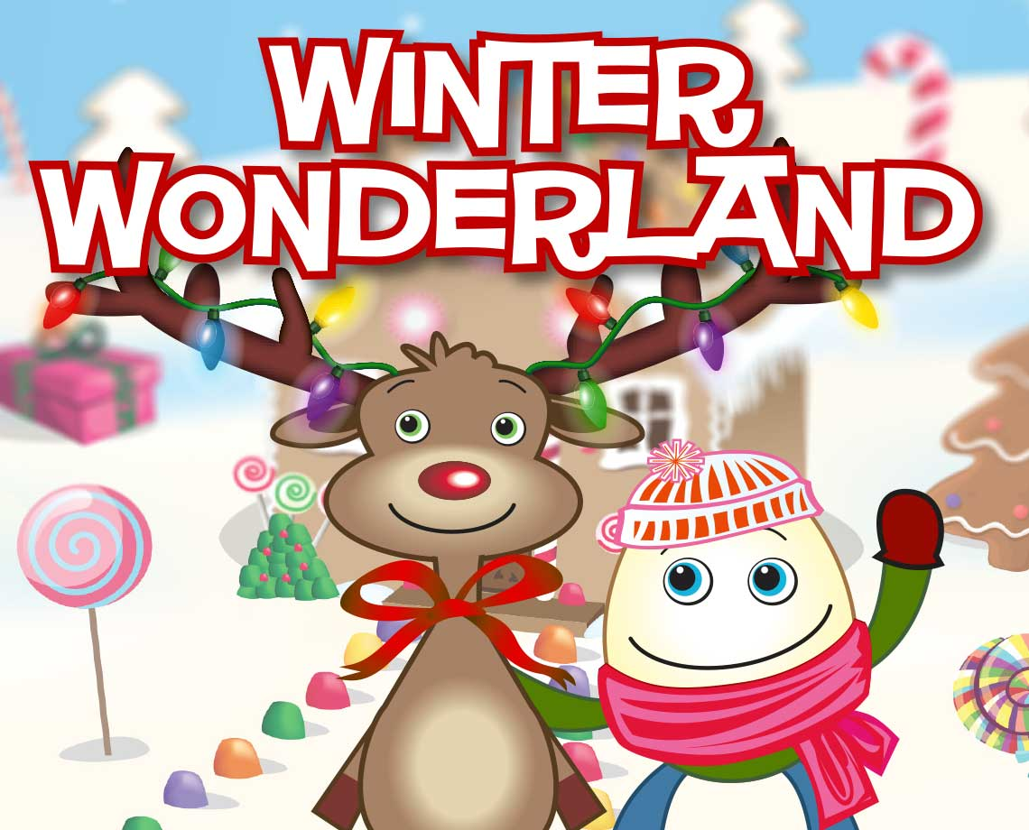 Fairytale Town Winter Wonderland Logo